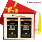 식물성 아마씨유캡슐 골드 2병 선물세트
