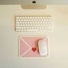 Love Letter Mousepad