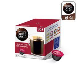 돌체구스토 캡슐 커피 대용량 아메리카노 30캡슐