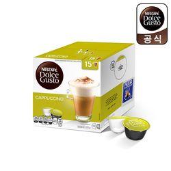 돌체구스토 캡슐 커피 대용량 카푸치노 30캡슐