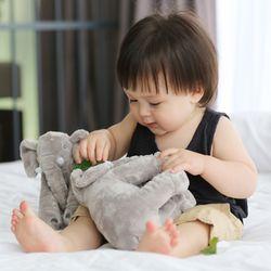 외출용 애착인형 아기코끼리 베비(BEBI)