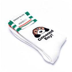 [Organic cotton] HO2 Board Socks