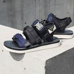 Three Strap Triangle NAVY_b