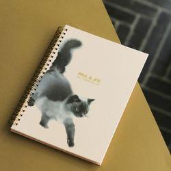 PAUL & JOE Notebook A5-PAJ-NB1
