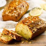 얼그레이 레몬 파운드 케이크 만들기 - 베이킹 박스