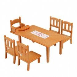 실바니안패밀리 4506 온가족 식탁 세트 2933