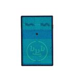 Glitter Smile Acrylic Case-Blue