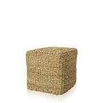 Cube Rattan Pouf(큐브 라탄 푸프)