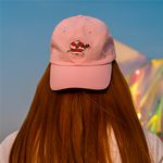 Love Rose Cap-Pink