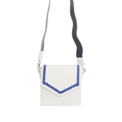 Sailor Chain BagPure-White