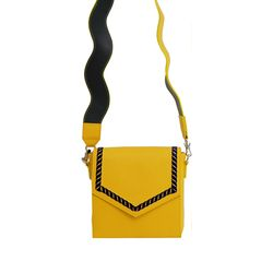 Sailor Chain Bag-Yellow