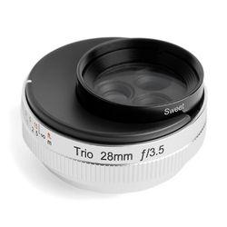 LENSBABY 렌즈베이비 TRIO 28mm 3in1 LENS (FUJI X)