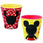 미키 미니마우스 멜라민 컵 (뒷모습)