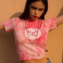 Bpb Smile T-Shirt-Pink