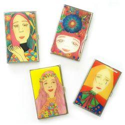소녀 시리즈 명함&카드 케이스