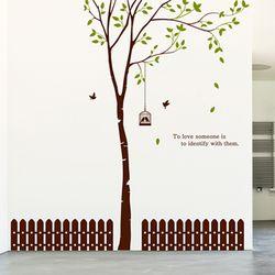 dc112-자작나무 아래 울타리