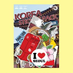 한국 서울 케리어 리폼 스티커