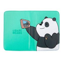 [위베어베어스] 여권케이스 - 판다