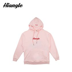 [HIANGLE] 하이앵글 로즈 후드티 - 핑크