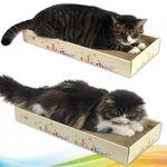 고양이스크레처 고양이장난감 캣스크래처 평판스크레