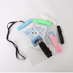암밴드 목걸이 스마트폰 방수팩