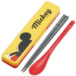 미키 마우스 숟가락&젓가락 수저셋트 (2color)