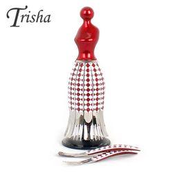 [Trisha]트리샤 와인스푼포크세트레드  pav-trisha-rd