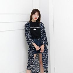 cool flower robe3