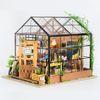 [단독특가] [adico]DIY 미니어처 시그니처 하우스 - 홈 가드닝