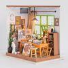 [adico]DIY 미니어처 시그니처 하우스 - 화실
