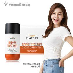 플레이틴 단백질 쉐이크 카카오 그린티 1세트(10병입)