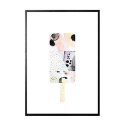 수입작가아트포스터- ART 45 PEACH(포스터 ONLY)