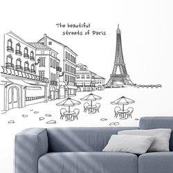 idk353-아름다운 파리의 거리A
