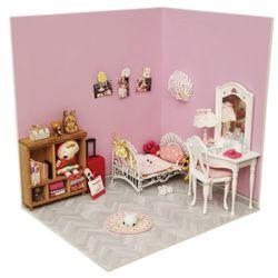 라라 핑크(룸박스 돌하우스 DIY하우스)