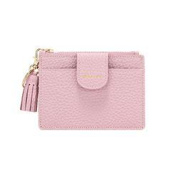 버밀란 베루 카드 지갑 - 핑크