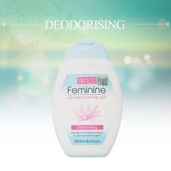 여성 청결제데오도라이징