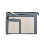 Multi Pocket Clutch Bag Mint (CT10200117AMT)