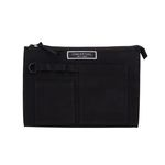 Multi Pocket Clutch Bag Black (CT10200117ABK)