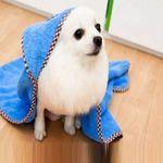 애견목욕가운 애견목욕욕품 강아지타올