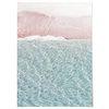 패브릭 포스터 F034 바다 풍경 파도 [중형]