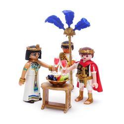플레이모빌 시저와 클레오파트라(5394)