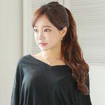 (포니테일)쥬엔 집게가발(고열사)
