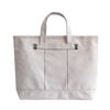 Brookly tote bag (Black stitch)