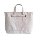Brookly tote bag (Black stitch)