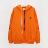 Elbow Point Hoodie Sweatshirt (Orange)