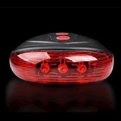 PH 자전거 LED 레이저 라이트(7패턴 후미등)