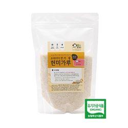 [맘스쌀과자] 한끼 현미가루 중기 (실속형)