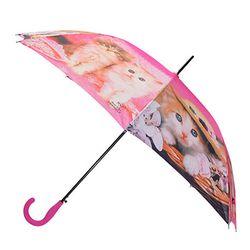 나만없어 고양이 핑크 (자동우산)