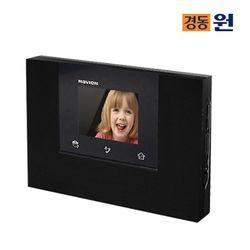 [경동원] UHA-322블랙컬러영상3.5형4선식