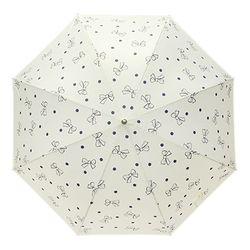스티치드로잉리본 자동 장우산